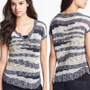 Lucky Brand Bernice Space Dye Knit, Size M
